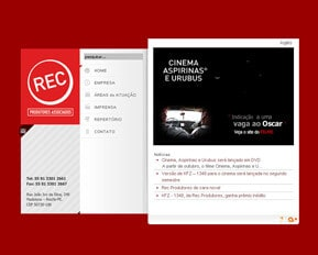 Rec - Web Design, Front-End, Joomla